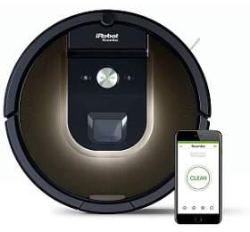 iRobot Roomba 980 WiFi - iRobot