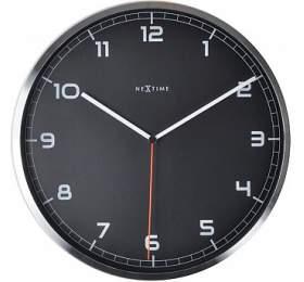 Designové nástěnné hodiny 3080zw Nextime Company number 35cm - NeXtime