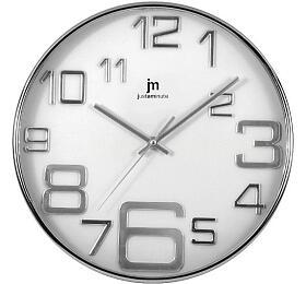 Designové nástěnné hodiny 00820B Lowell 30cm - Lowell Italy