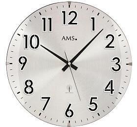 Nástěnné hodiny 5973 AMS řízené rádiovým signálem 32cm - AMS