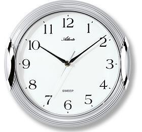 Designové nástěnné hodiny AT4235-19 - Atlanta