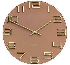 Designové nástěnné hodiny CL0288 Fisura 30cm - Fisura
