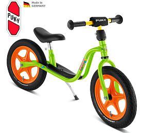 Odrážedlo PUKY Learner Bike standard LR 1L, zelená - PUKY