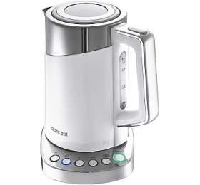 Varná konvice Concept RK3170 Cool Touch 1,7 l WHITE - Concept