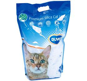 Podestýlka Cat silikagel Duvo+ 5 l - Duvo+