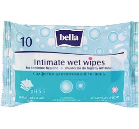 Bella Intimní vlhčené ubrousky á 10 ks - Bella