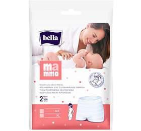 BELLA MAMMA síťované kalhotky vel.XL á 2 ks - Bella
