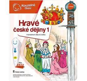 Kouzelné čtení Albi Kniha Hravé české dějiny 1 - Albi