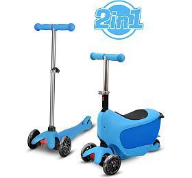 BPC 4310 Koloběžka TAMAN 2v1 Buddy toys - Buddy toys