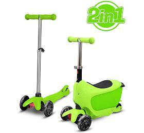 BPC 4311 Koloběžka TAMAN 2v1 Buddy toys - Buddy toys