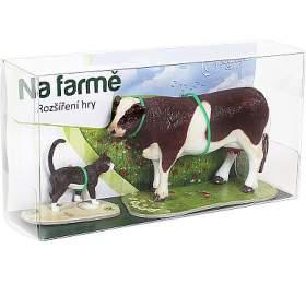Kouzelné čtení ALBI Rozšíření hry Na farmě 2 (kráva a kočka) - Albi