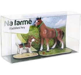 Kouzelné čtení ALBI Rozšíření hry Na farmě 2 (hříbě a štěně) - Albi