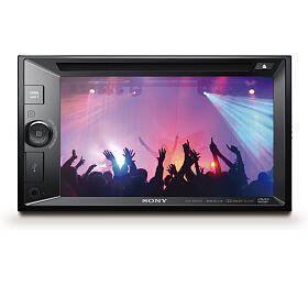 Sony autorádio XAV-651BT dot.display BT/NFC,CD/DVD (XAVW651BT.EUR) - Sony