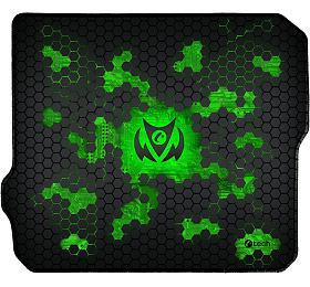 C-TECH ANTHEA, herní podložka, obšité okraje, zelená (GMP-01C-G) - C-Tech