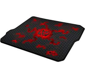 C-TECH ANTHEA, herní podložka, obšité okraje, červená (GMP-01C-R) - C-Tech