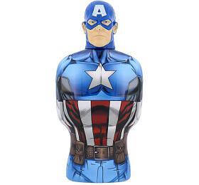 Sprchový gel Marvel Avengers Captain America, 350 ml - Marvel