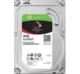 Seagate IronWolf, NAS HDD, 4TB, 3.5