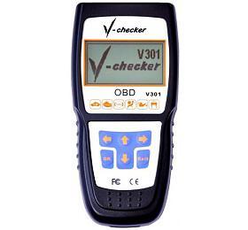 V301 V-checker profi diagnostika OBD2/EOBD CZ SIXTOL - Sixtol