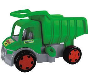 Auto Gigant Truck sklápěč plast 55cm Wader Farmer - Wader