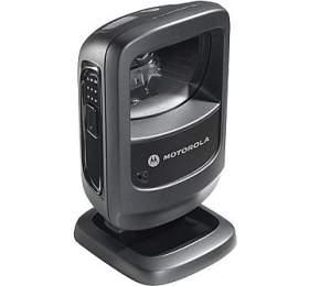 Čtečka Motorola DS9208, 2D snímač, USB kabel, černá (DS9208-SR4NNU21ZE) - Motorola