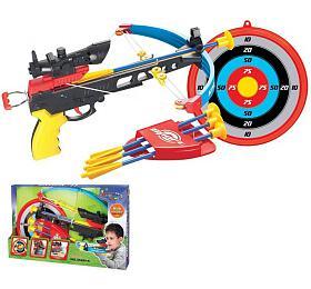 Hračka G21 Kuše pistolová modrá - G21