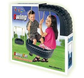 Hračka G21 Hračka hranatá pneumatika černá - G21
