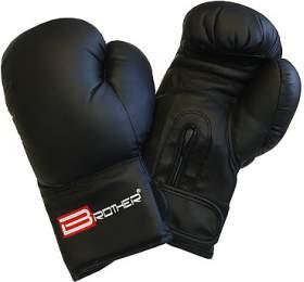 ACRA Boxerské rukavice PU kůže vel.M, 10 oz. - Acra