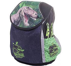 Karton P+P Školní batoh PLUS T-rex 3-03317 - P + P Karton