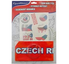 Fan sada ČR 2 SportTeam - SportTeam
