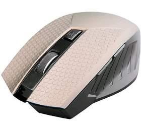 Myš C-TECH WLM-04, bezdrátová, 1600DPI, 6 tlačítek, USB nano receiver - C-Tech