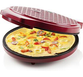 Domácí pec na pizzu - elektrická - DOMO DO9177PZ - Domo