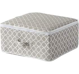 Textilní úložný box na zip Compactor -