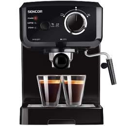 Kávovar Espresso Sencor SES 1710BK - Sencor