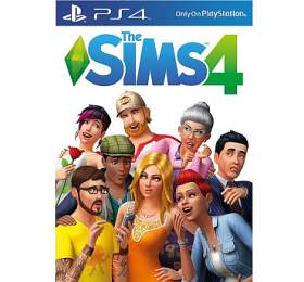 The Sims 4 hra PS4 EA EA Games - EA Games