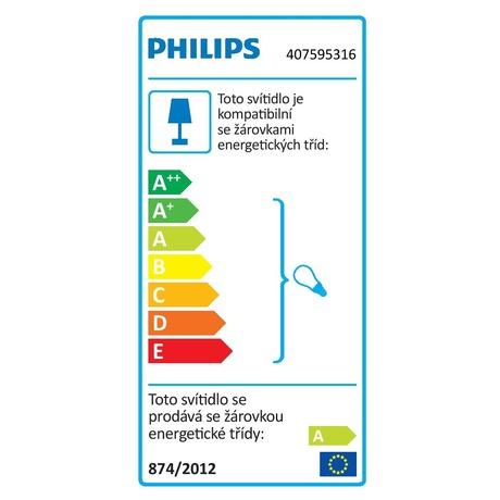 Závěsné svítidlo Philips Friends 40759/53/16 - Philips lighting 40759/53/16 (foto 2)