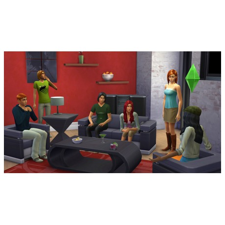 Hra EA PC THE SIMS 4 Standard Edition - EA Games EAGEAPC051400 (foto 1)