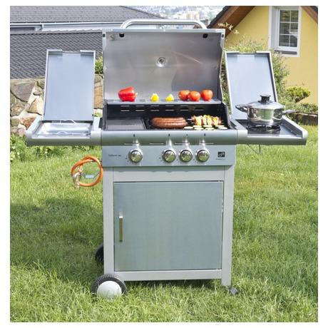Gril zahradní plynový G21 California BBQ Premium Line, 4 hořáky - G21 GDJ6390305 (foto 15)