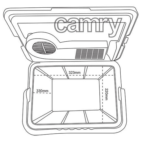 Camry ELB-CR8065 (foto 2)