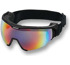 Lyžařské brýle na běžky Trip Black Hatchey - Hatchey