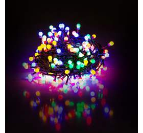 Vánoční osvětlení RETLUX RXL 221 100LED 10+5m MC TM - Retlux
