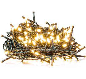 Vánoční osvětlení RETLUX RXL 202 řetěz 50LED 5+5m WW TM - Retlux