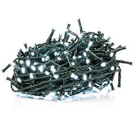 Vánoční osvětlení RETLUX RXL 201 řetěz 50LED 5+5m CW TM - Retlux