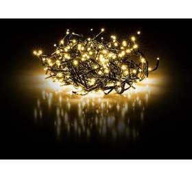 Vánoční osvětlení RETLUX RXL 287 600LED 11+5m WW TM - Retlux