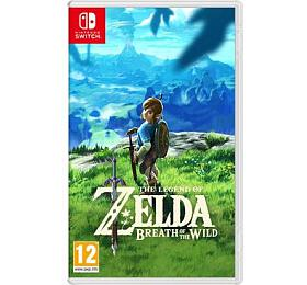 Hra pro NINTENDO NINTENDO The Legend of Zelda: Breath of - Nintendo