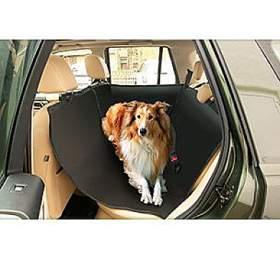 Karlie-Flamingo Cestovní potah/kabina do auta černá, 135x148cm - Karlie-Flamingo