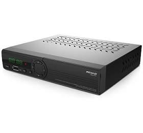 AMIKO DVB-S2/T2/C HD combo přijímač 8265+ CICXE/ Full HD/ čtečka CONAX/ CI slot/ H.265/HEVC/ EPG/ HDMI/ USB/ LAN (DBKAMHC0210) - Amiko