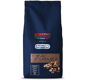 Káva DeLonghi Kimbo 100% Arabica 1kg zrnková - DeLonghi