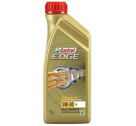 Motorový olej EDGE 5W30 TITANIUM LL 1L CASTROL - Castrol