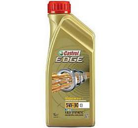 Motorový olej EDGE 1L 5W30 TITANIUM C3 CASTROL - Castrol