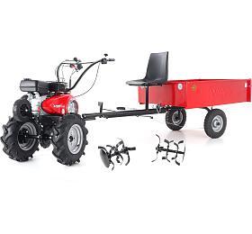 Kultivátor Pubert SET3 s vozíkem VARIO P - Pubert